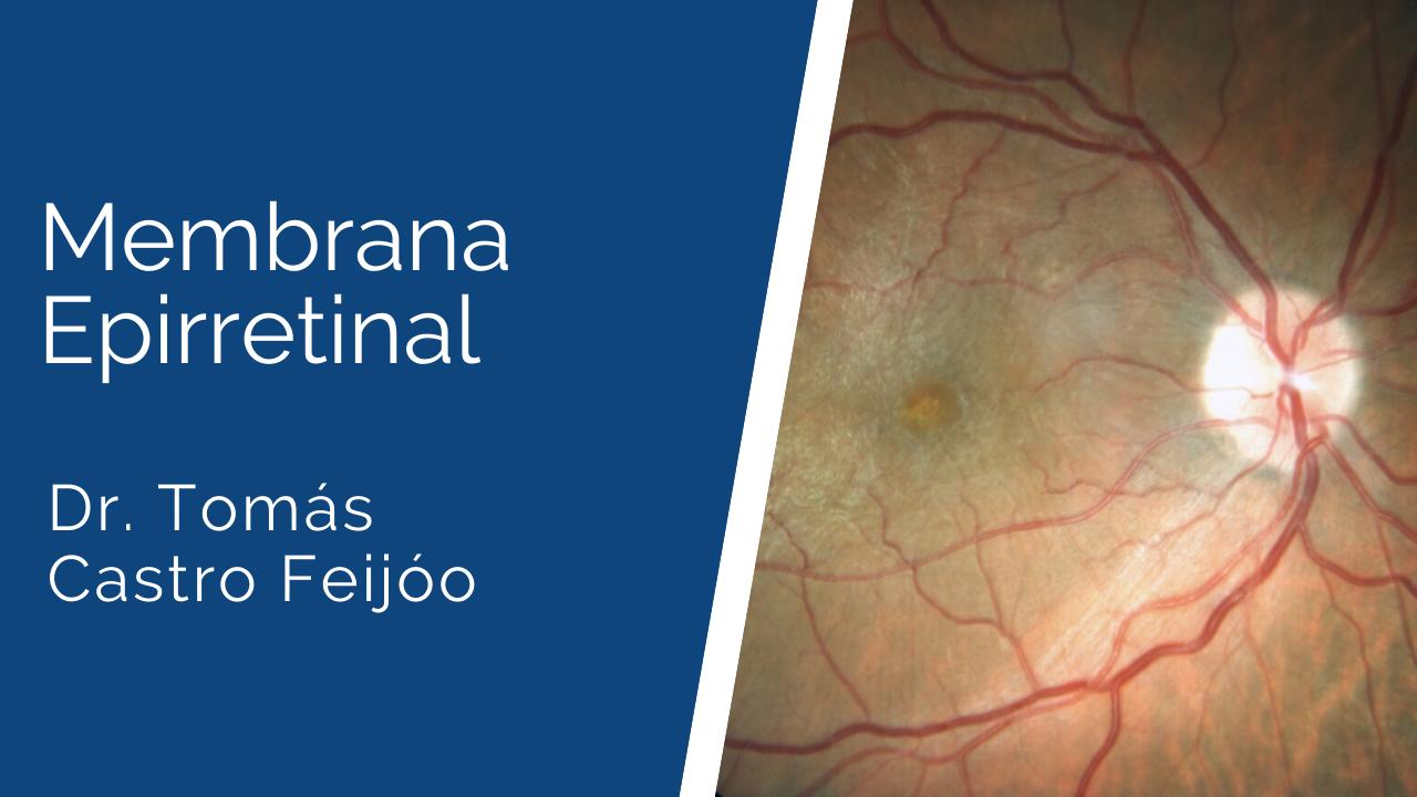 Membrana-epirretinal Ateneos y Jornadas de Actualización